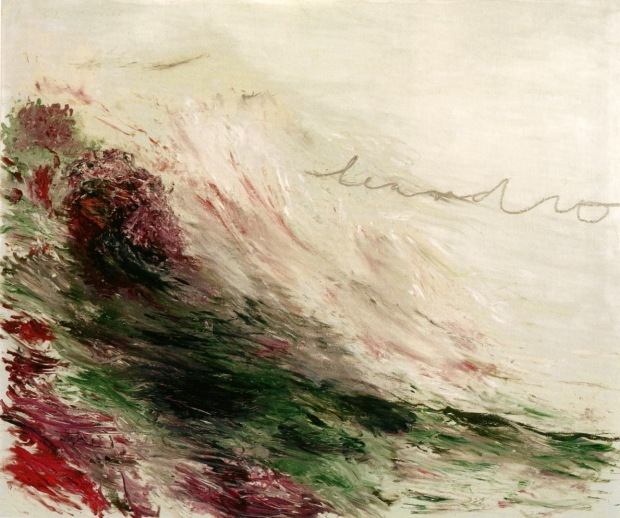 TWOMBLY - Hero and Leandro [Part 1 of 4] (1984, Bassano in Teverina)