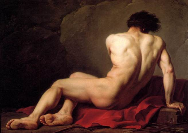 Patroclus - David