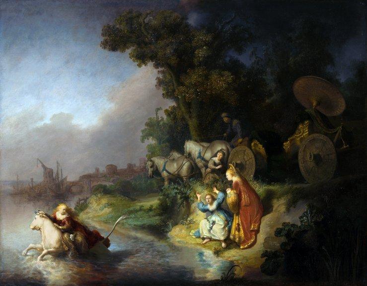 Rembrandt_Abduction_of_Europa