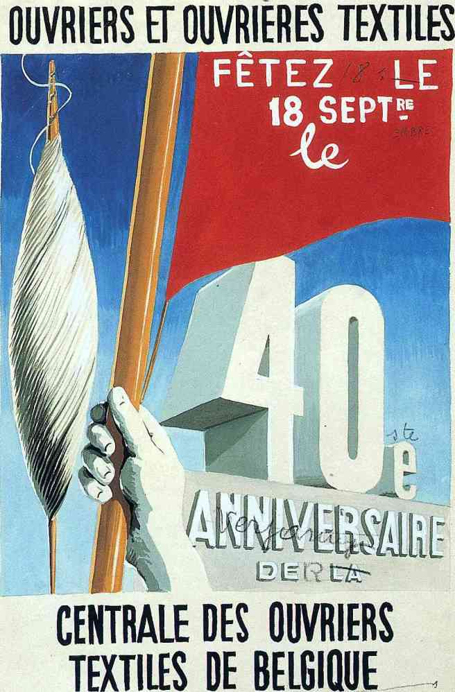 project-of-poster-the-center-of-textile-workers-in-belgium-celebration-on-18th-september-1938(1)