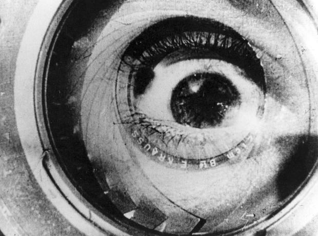 THE MAN WITH A MOVIE CAMERA (1929), directed by Dziga Vertov.