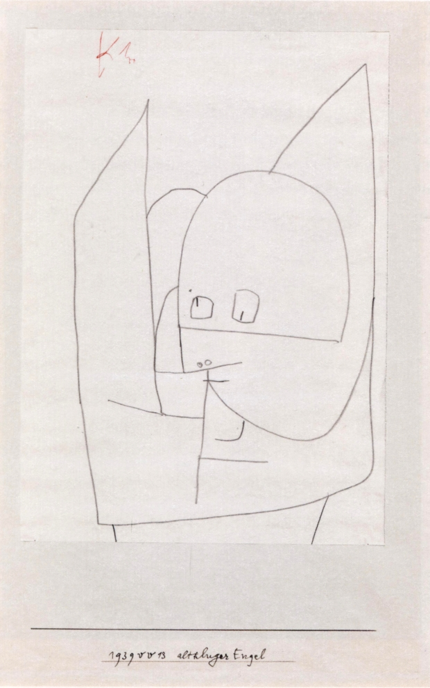Paul_Klee_-_Altkluger_Engel_-_1939