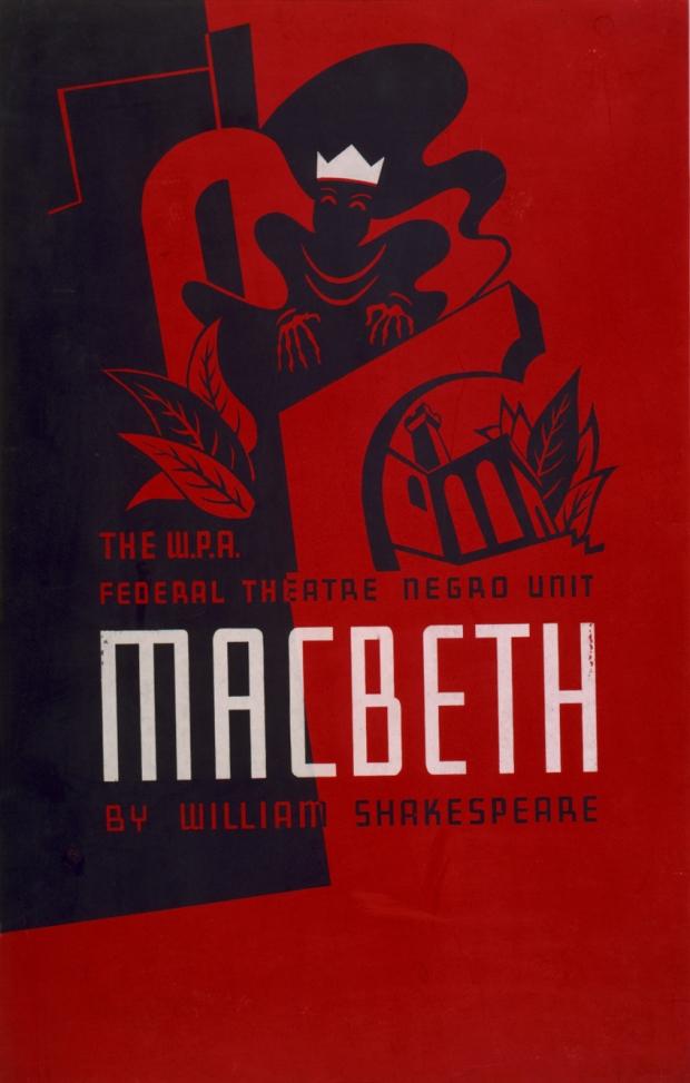Voodoo-Macbeth-Poster